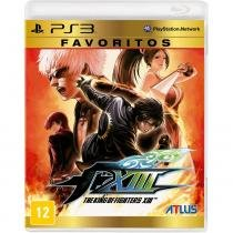Jogo PS3 The King Of FIghters XIII Favoritos - Jogos PlayStation 3