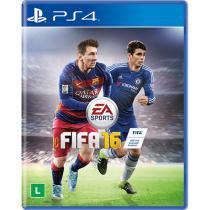 JOGO PS4 FIFA 16 - Jogos PlayStation 4