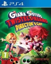 JOGO PS4  GIANA SISTERS: TWISTED DREAMS - 505 GAMES