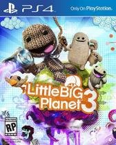 Jogo PS4 Little Big Planet 3 - Jogos PlayStation 4