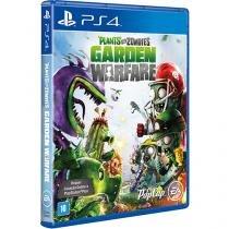 JOGO PS4 PLANTS VS ZOMBIES - Jogos PlayStation 4