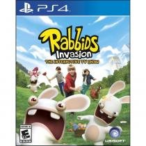 Jogo Rabbids Invasion: The Interactive TV Show - PS4 - Sony PS4