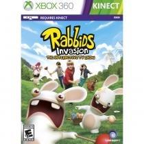 Jogo Rabbids Invasion Ubisoft para X360 01121349433 - UBISOFT