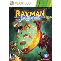 Jogo Rayman Legends Ubisoft para X360 01121349524 - UBISOFT