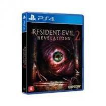 Jogo Resident Evil: Revelations 2 Ps4 - Capcom