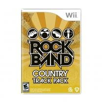 Jogo Rock Band: Country Track Pack - Wii - Ea games