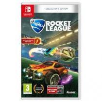 Jogo Rocket League Collectors Edition Switch Lacrado Fís - Nintendo