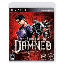 Jogo Shadows of the Damned - PS3 - Ea games