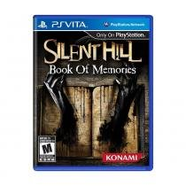 Jogo Silent Hill: Book Of Memories - PS Vita - Konami