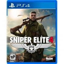 Jogo Sniper Elite 4 - PS4 Sony PS4