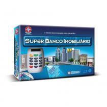 Jogo Super Banco Imobiliário - Estrela - Estrela