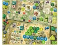 Jogo The Castles Of Burgundy - Grow
