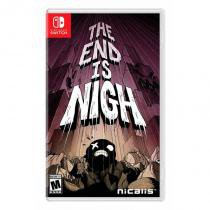 Jogo The End Is Nigh - Nintendo Switch - Nicalis