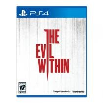 Jogo The Evil Within Ps4 - Tango Gameworks
