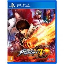 Jogo the king of fighters xiv ps4 - Snk