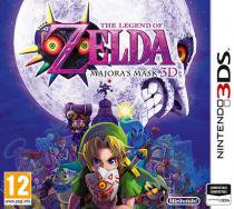 Jogo The Legend Of Zelda Majoras Mask 3DS - Nintendo