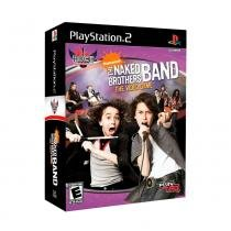 Jogo The Naked Brothers Band: The Videogame (Bundle) - PS2 - Thq