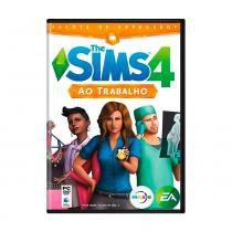 Jogo The Sims 4: Ao Trabalho - PC - Ea games