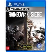 Jogo Tom Clancys Rainbow Six: Siege - Limited Edition Ps4 - Ubisoft