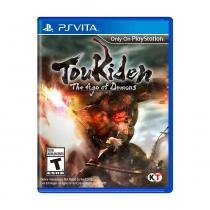 Jogo Toukiden: The Age of Demons - PS Vita - Koei tecmo holdings