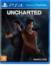 Jogo Uncharted - The Lost Legacy - PS4 - Sony