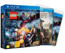 Jogo warner bundle lego hobbit (ps3) - Warner