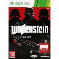 Jogo Wolfenstein: The New Order Bet - Xbox 360 - Bethesda