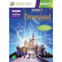 Jogo X360 Kinect Disneyland - Disney