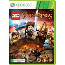 Jogo X360 - Lego Lord Of The Rings Br - Jogos Xbox 360