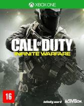 Jogo Xbox One Call of Duty Infinite Warfare Activision - Xbox One - Activision
