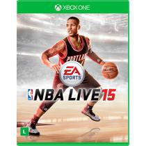 Jogo Xbox One NBA LIVE 15 - Jogos Xbox One