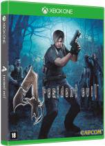 Jogo Xbox One Resident Evil 4 Remastered - Xbox One - Capcom