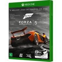 JOGO XONE FORZA 5 GOTY - Jogos Xbox One