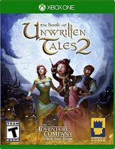 JOGO XONE THE BOOK ON UNWRITTEN TALES 2 - 505 GAMES
