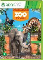 Jogo Zoo Tycoon - XBOX 360 - Jogos Xbox 360