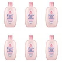 Johnsons Baby Loção Hidratante 200ml (Kit C/06) -