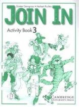 Join in 3 activity book - Cambridge do brasil