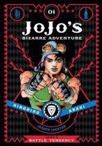 JojoS Bizarre Adventures, V.1 - Part 2 - Viz communications