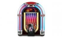 Jukebox Retro para Smartphone e Tablet - ION ISP18 Bivolt - Preta -
