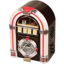 Jukebox Ribeiro e Pavani CD Player - Entrada USB e SD Card Rádio AM/FM