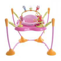 Jumper Play Time Rosa Com Luzes E Sons Safety 1St -
