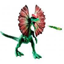 Jurassic World Figura Articulada Dilophosaurus - Mattel -