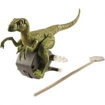 Jurassic World Perseguição Jurássica Velociraptor - Mattel -