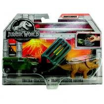 Jurassic World Transporte Tricera-Tracker - Mattel -