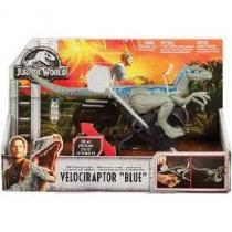 Jurassic World Velociraptor Blue - Mattel