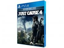 Just Cause 4 Edição de Day One para PS4 - Square Enix