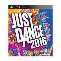 Just Dance 2016 - PS 3 - Sony