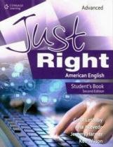 Just right advanced sb - 2nd ed - american - Cengage elt