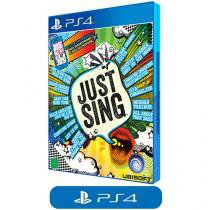 Just Sing para PS4 - Ubisoft