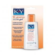 K-y warming ultra gel - 71g - Reckitt benckiser